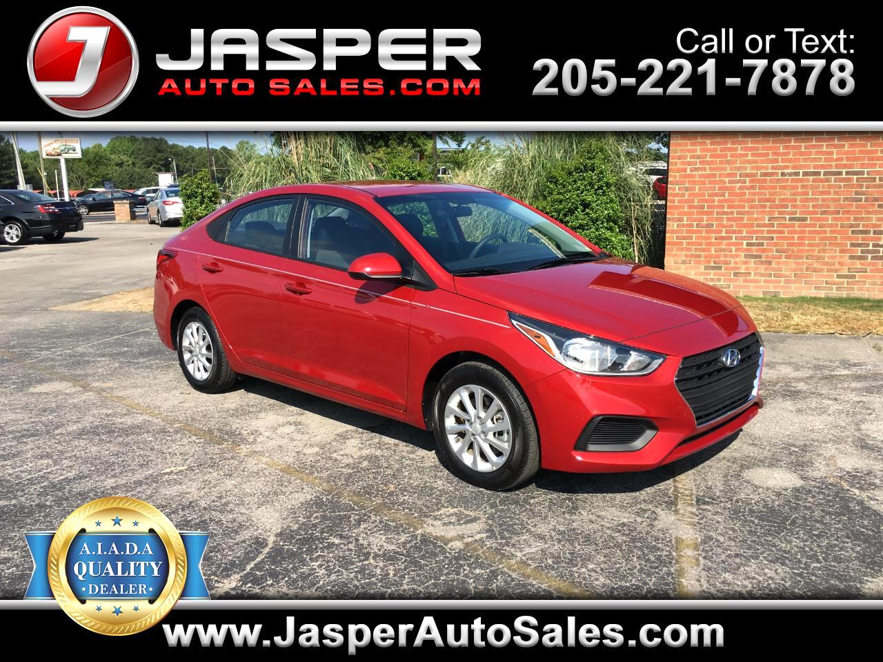 2018 Hyundai Accent SEL Sedan Auto