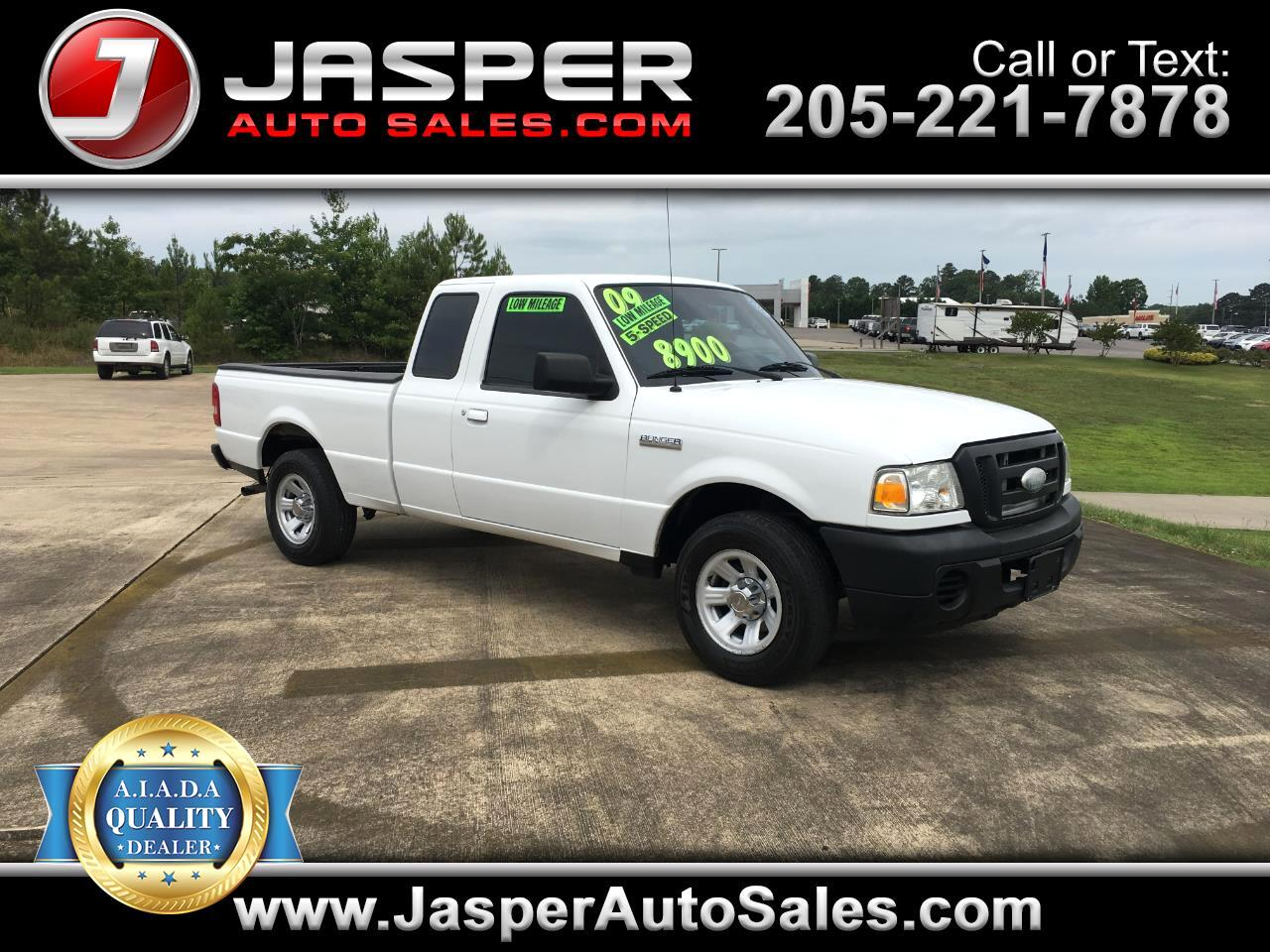 2009 Ford Ranger 2WD 2dr SuperCab 126