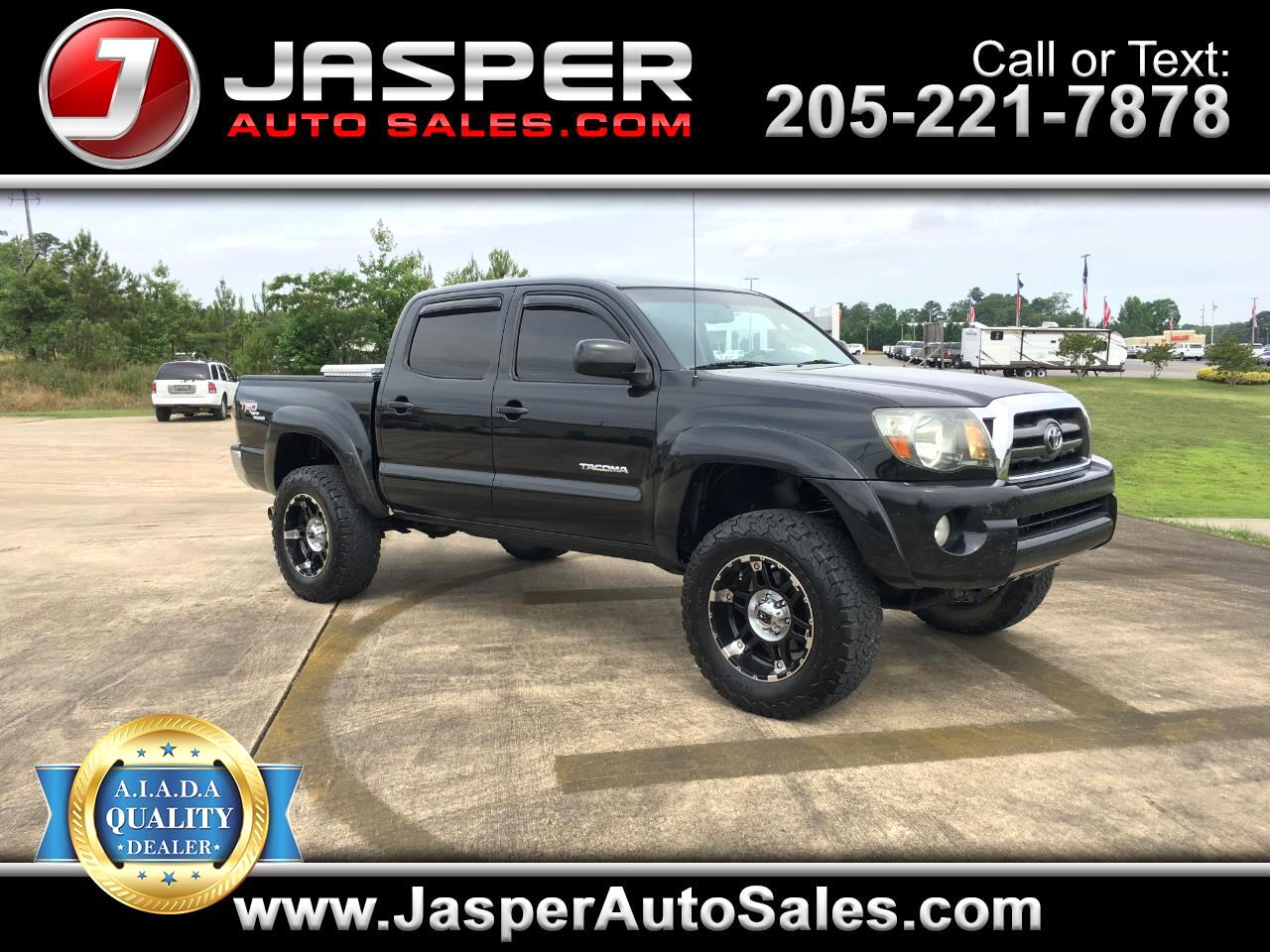 2009 Toyota Tacoma 4WD Double Cab V6 AT TRD Off Road (Natl)