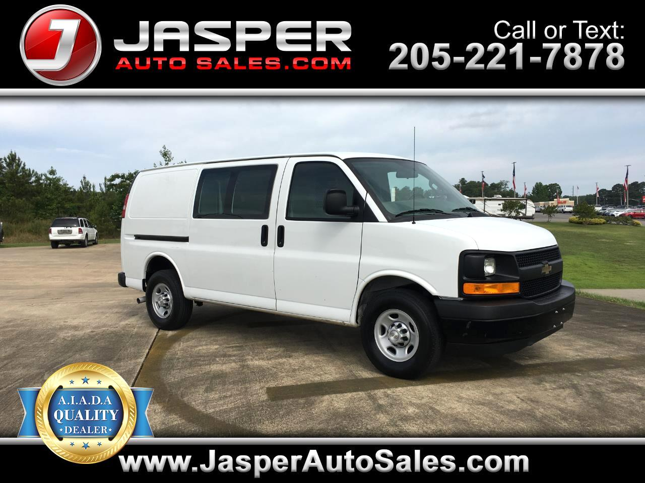 """2017 Chevrolet Express Cargo Van RWD 2500 135"""""""