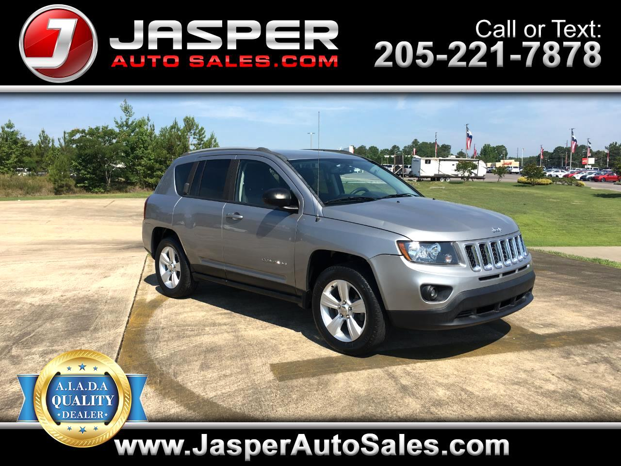 Jeep Compass FWD 4dr Sport 2016