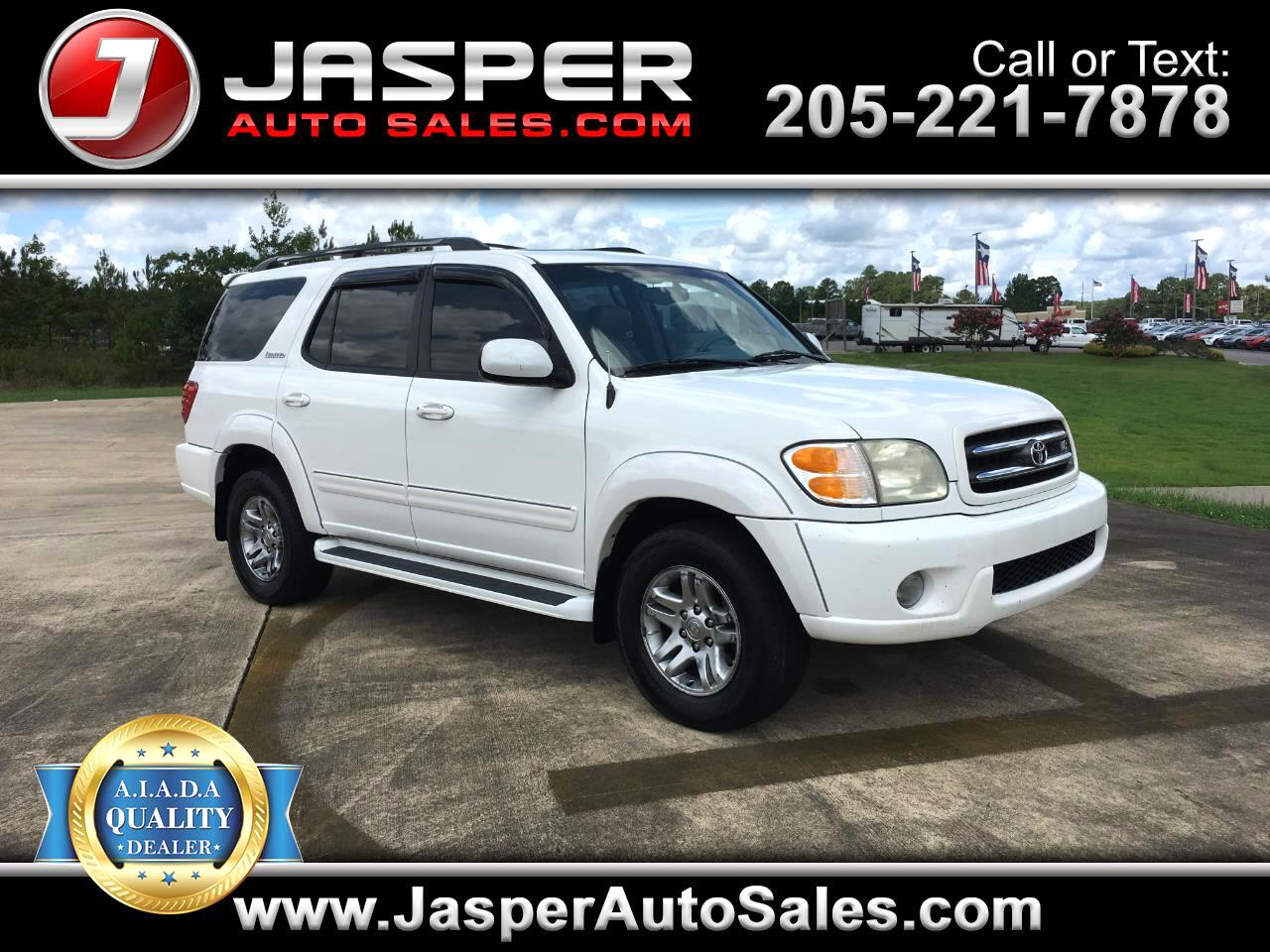2003 Toyota Sequoia 4dr Limited (Natl)