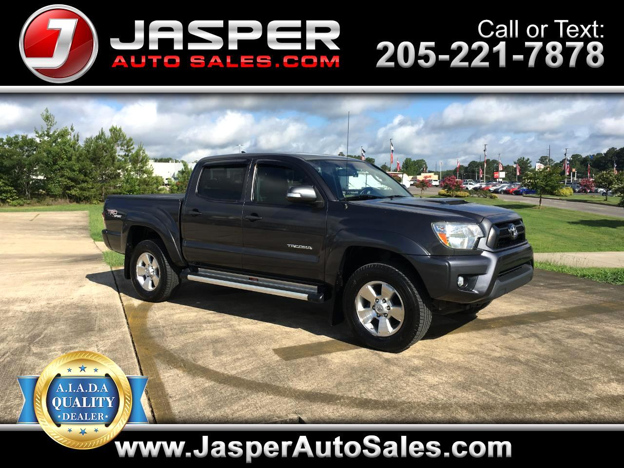 2012 Toyota Tacoma 4WD Double Cab V6 AT Sport Edition
