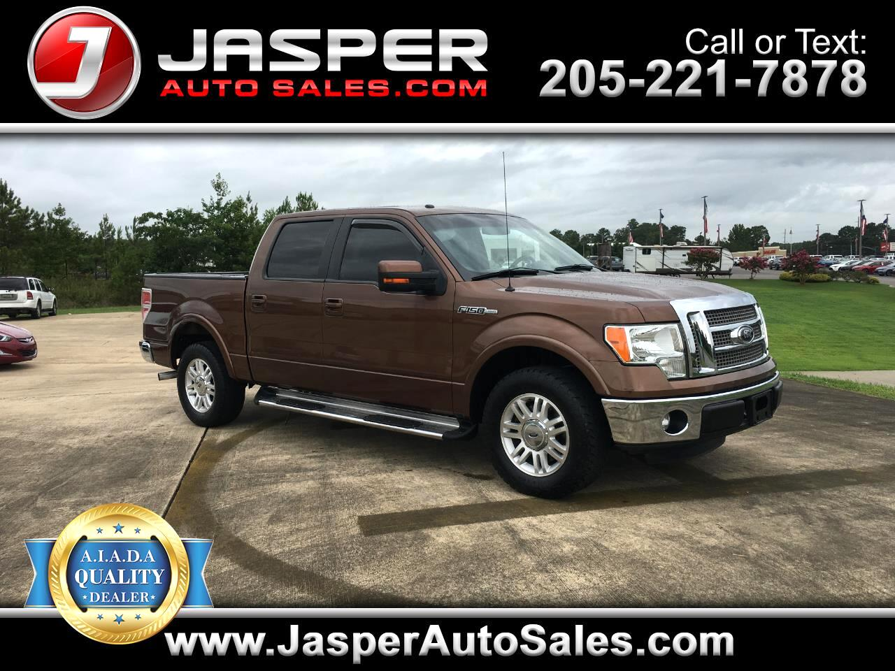 2012 Ford F-150 Lariat SuperCab 2WD