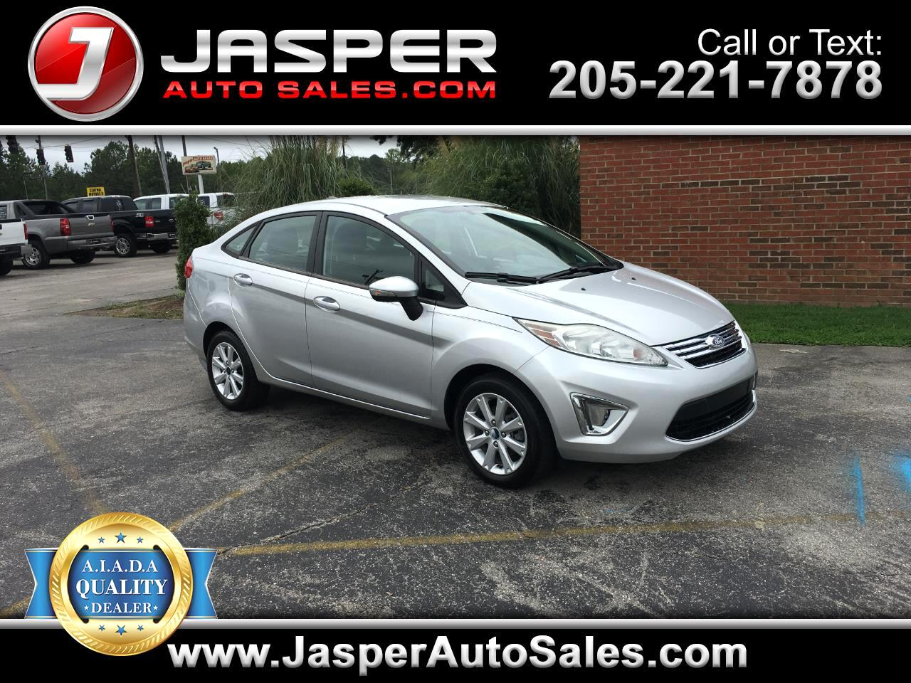 2011 Ford Fiesta 4dr Sdn SEL