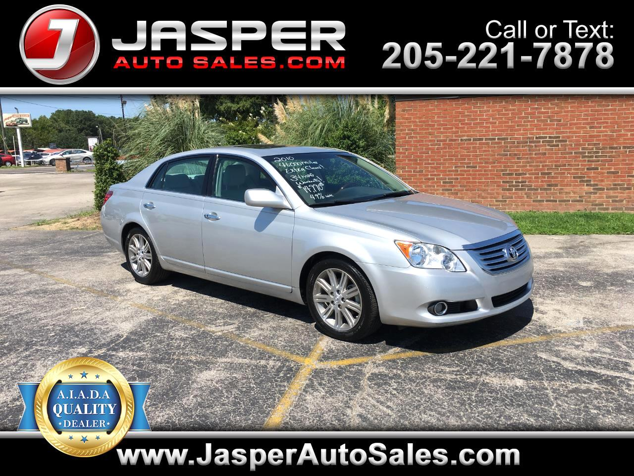 2010 Toyota Avalon 4dr Sdn Limited (Natl)