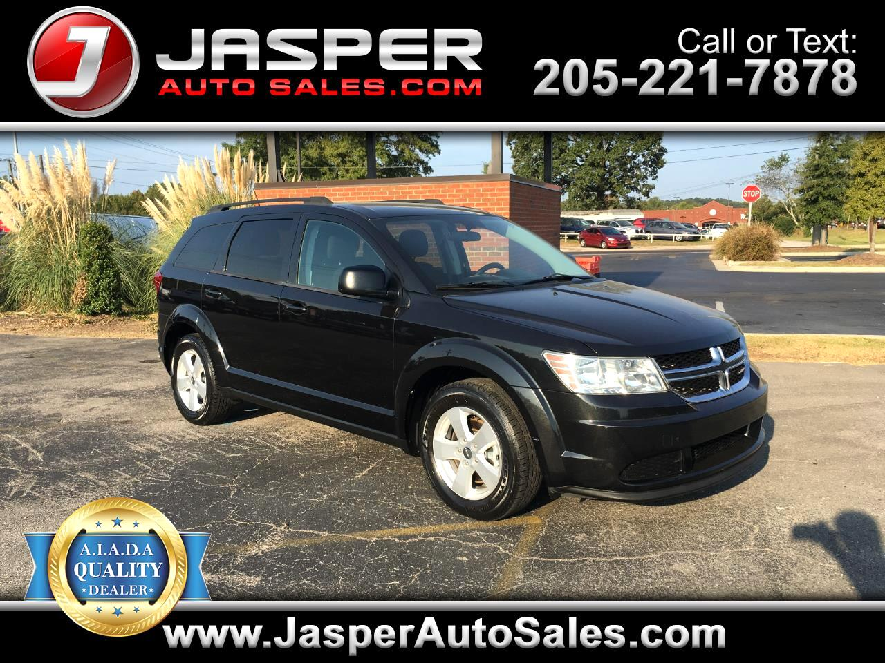 Dodge Journey FWD 4dr SE 2013