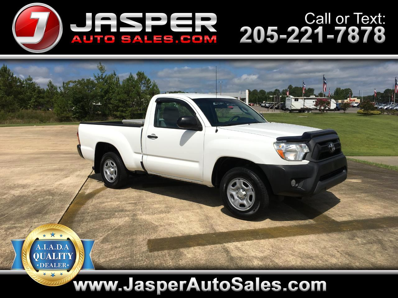 2014 Toyota Tacoma 2WD Reg Cab I4 AT (Natl)