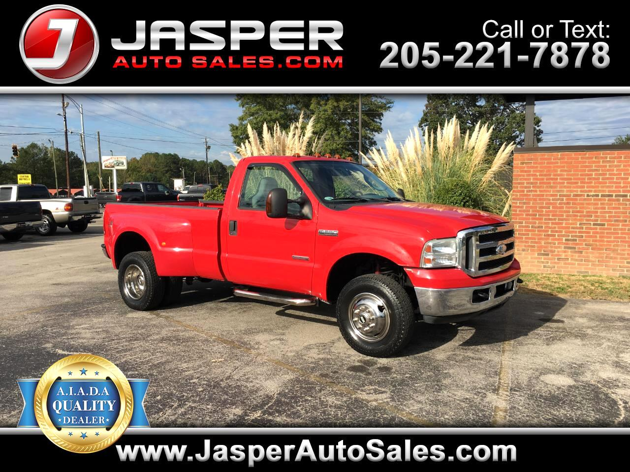 2006 Ford Super Duty F-350 DRW 4WD Reg Cab 137