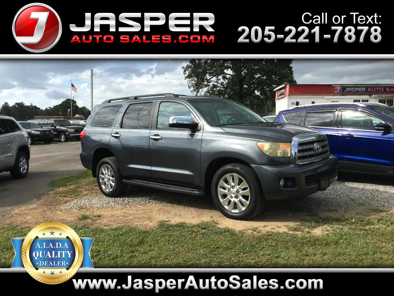 2008 Toyota Sequoia RWD 4dr LV8 6-Spd AT Platinum (Natl)