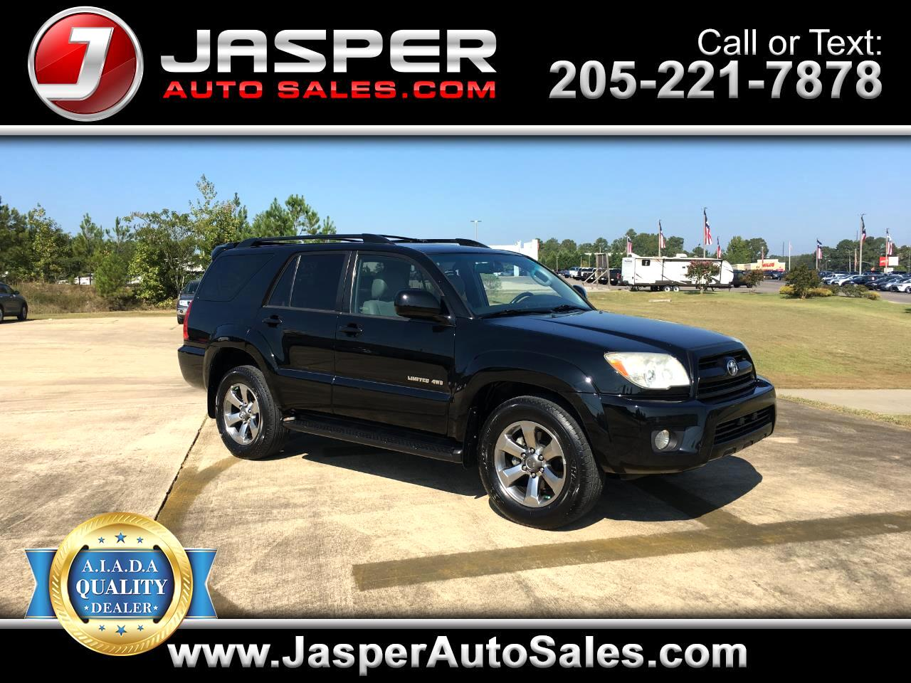 2007 Toyota 4Runner 4dr Limited V6 Auto 4WD (Natl)