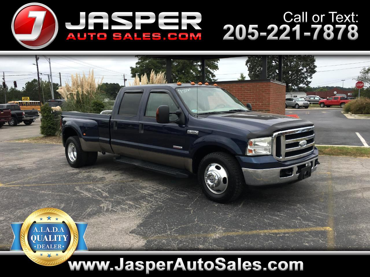 2006 Ford Super Duty F-350 DRW Crew Cab 172