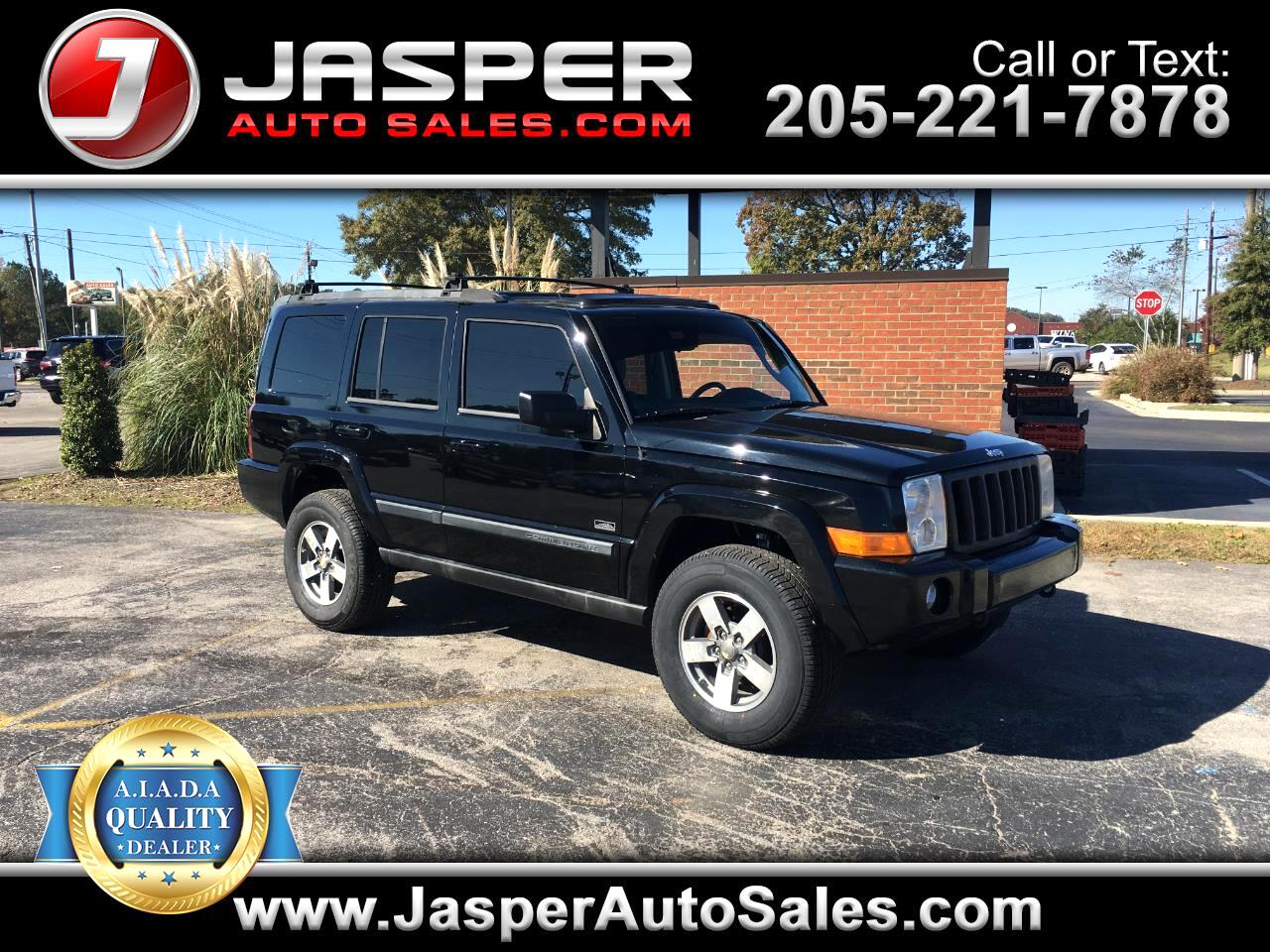 Jeep Commander 2WD 4dr Sport 2007