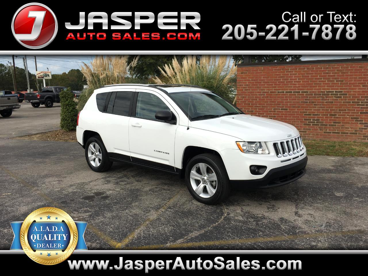 Jeep Compass FWD 4dr Latitude 2013
