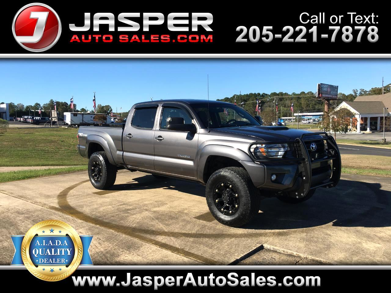 2014 Toyota Tacoma 4WD Double Cab LB V6 AT (Natl)