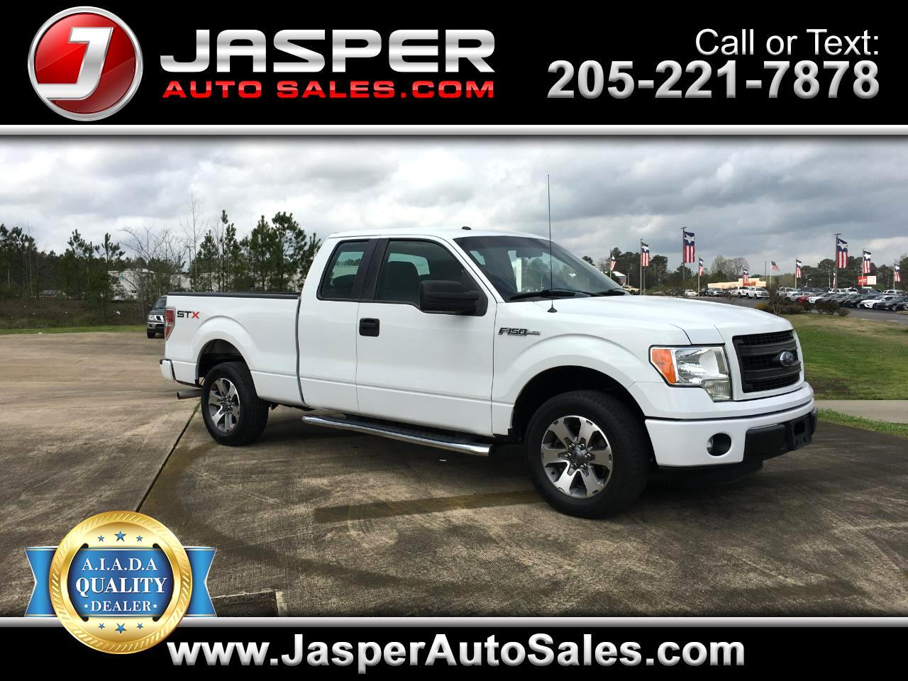 "Ford F-150 2WD SuperCab 133"" STX 2013"