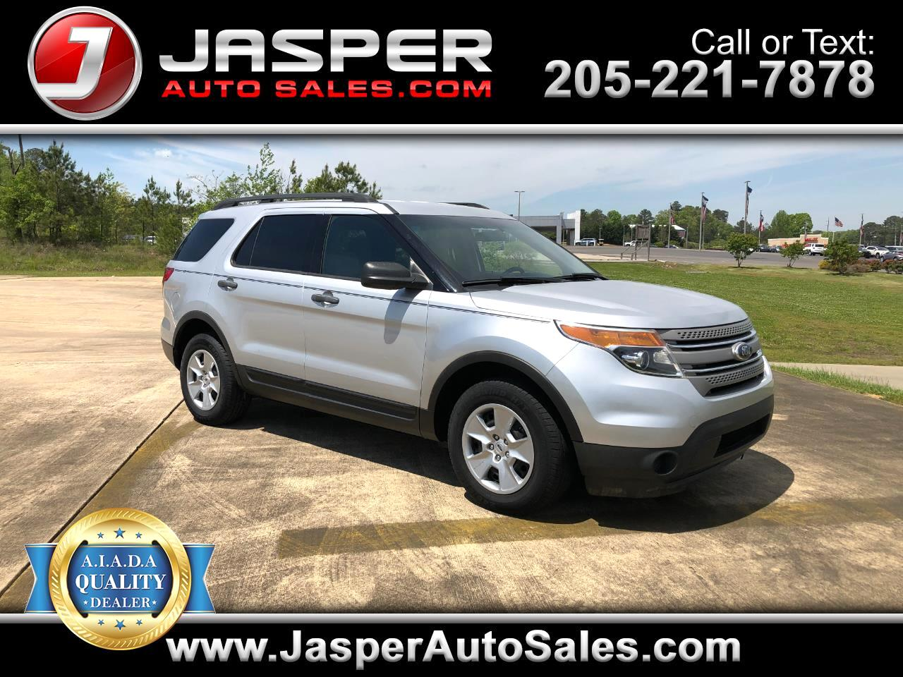 Ford Explorer FWD 4dr Base 2014