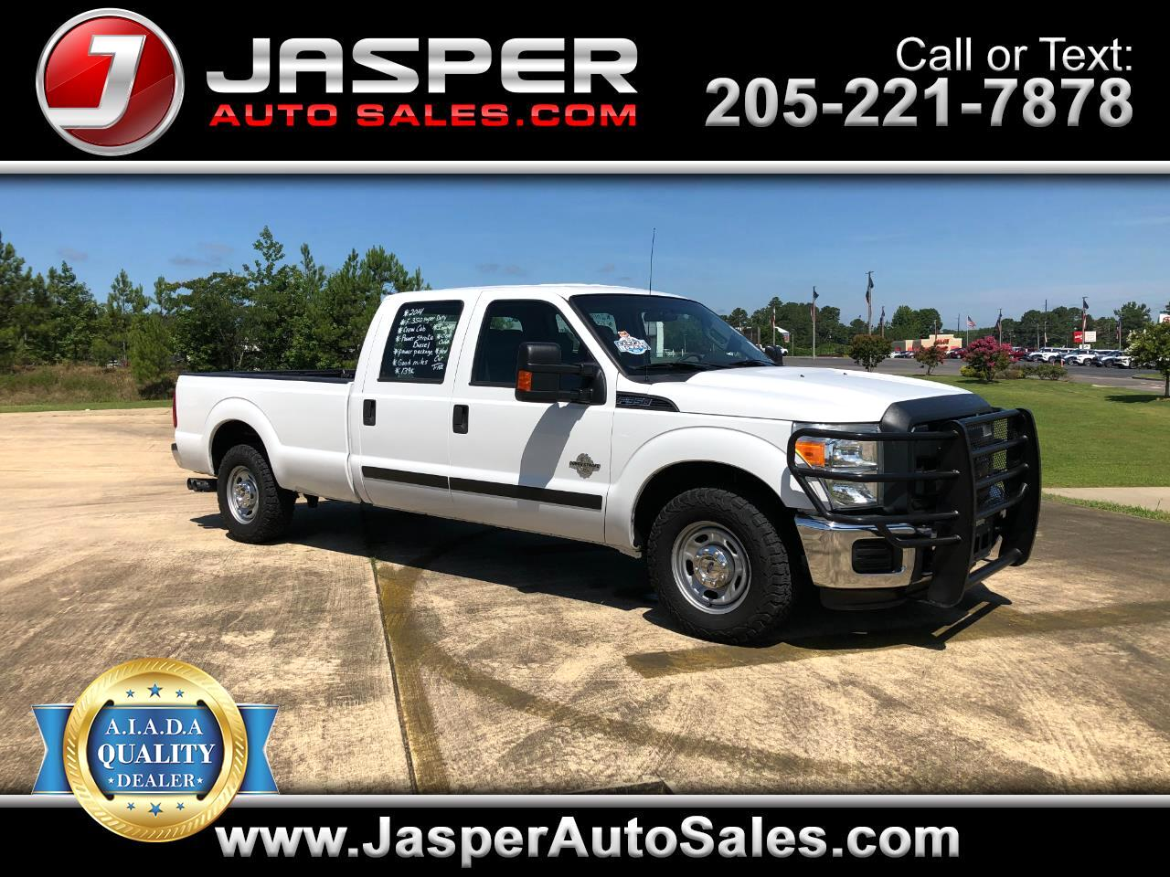 "Ford Super Duty F-350 SRW 2WD Crew Cab 172"" XL 2014"