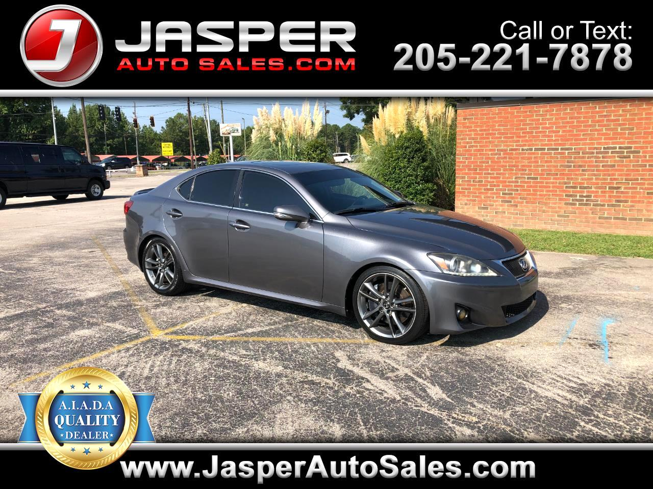 Lexus IS 350 4dr Sdn RWD 2012