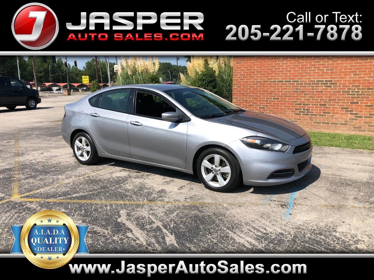 Dodge Dart 4dr Sdn SXT *Ltd Avail* 2016