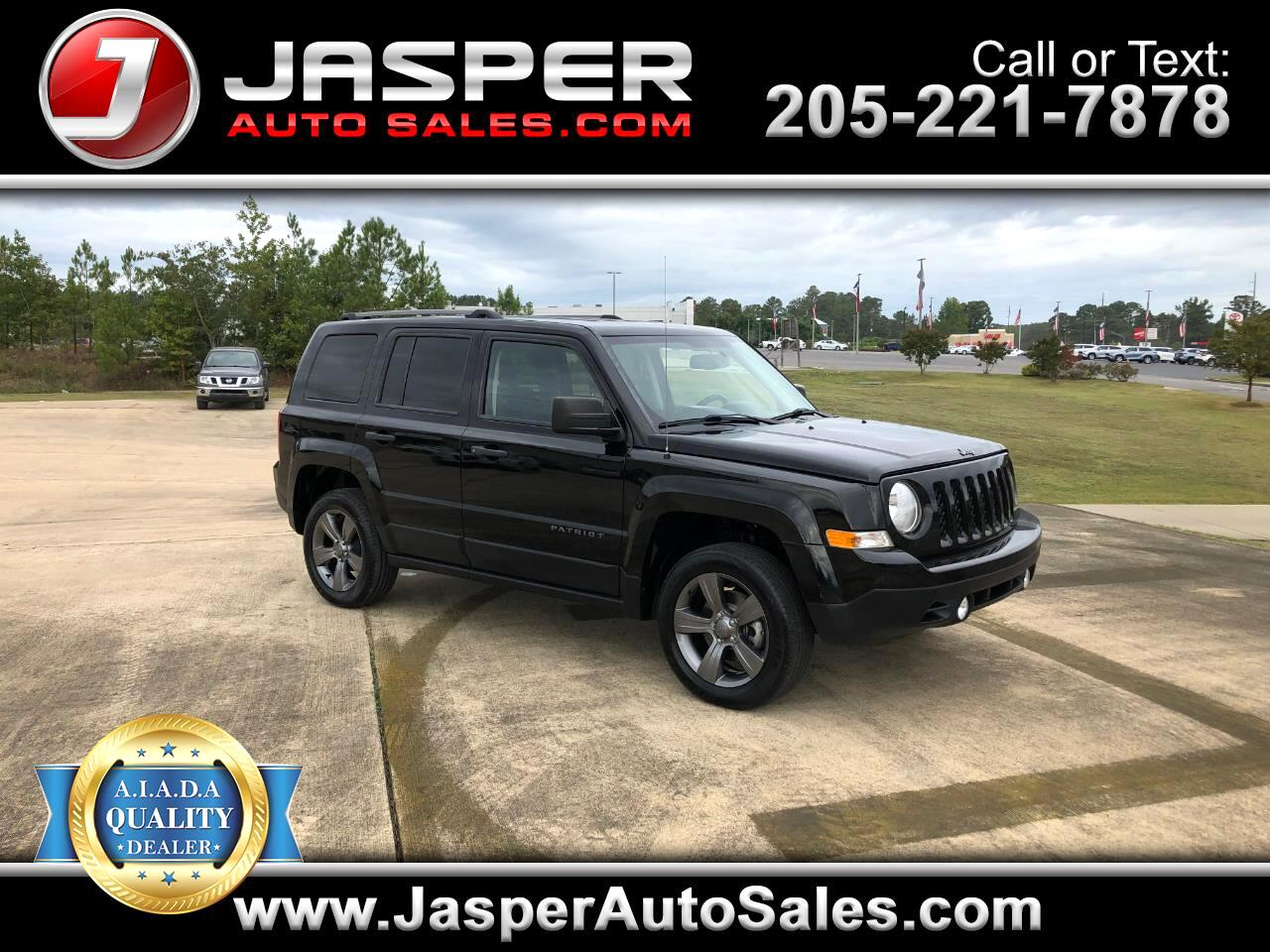 Jeep Patriot FWD 4dr Sport SE 2016