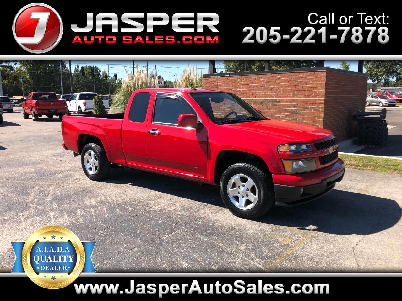 Chevrolet Colorado 2WD Ext Cab LT w/1LT 2012