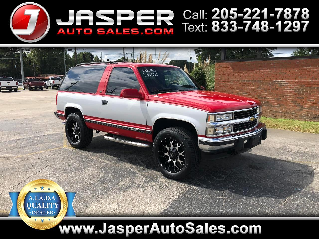 Chevrolet K Blazer K1500 4WD 1994