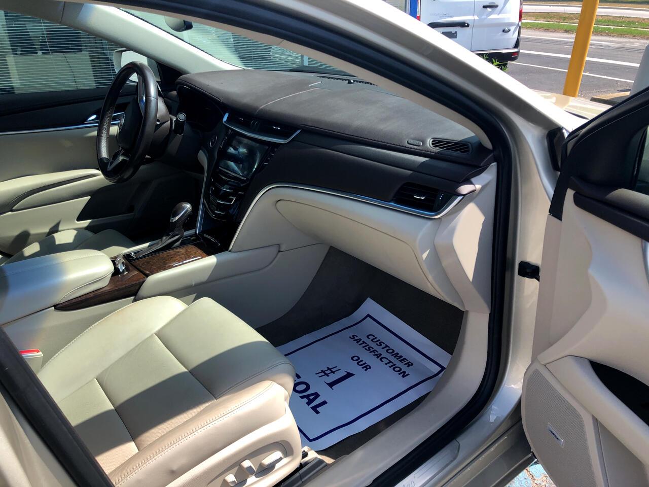 2014 Cadillac XTS Standard FWD