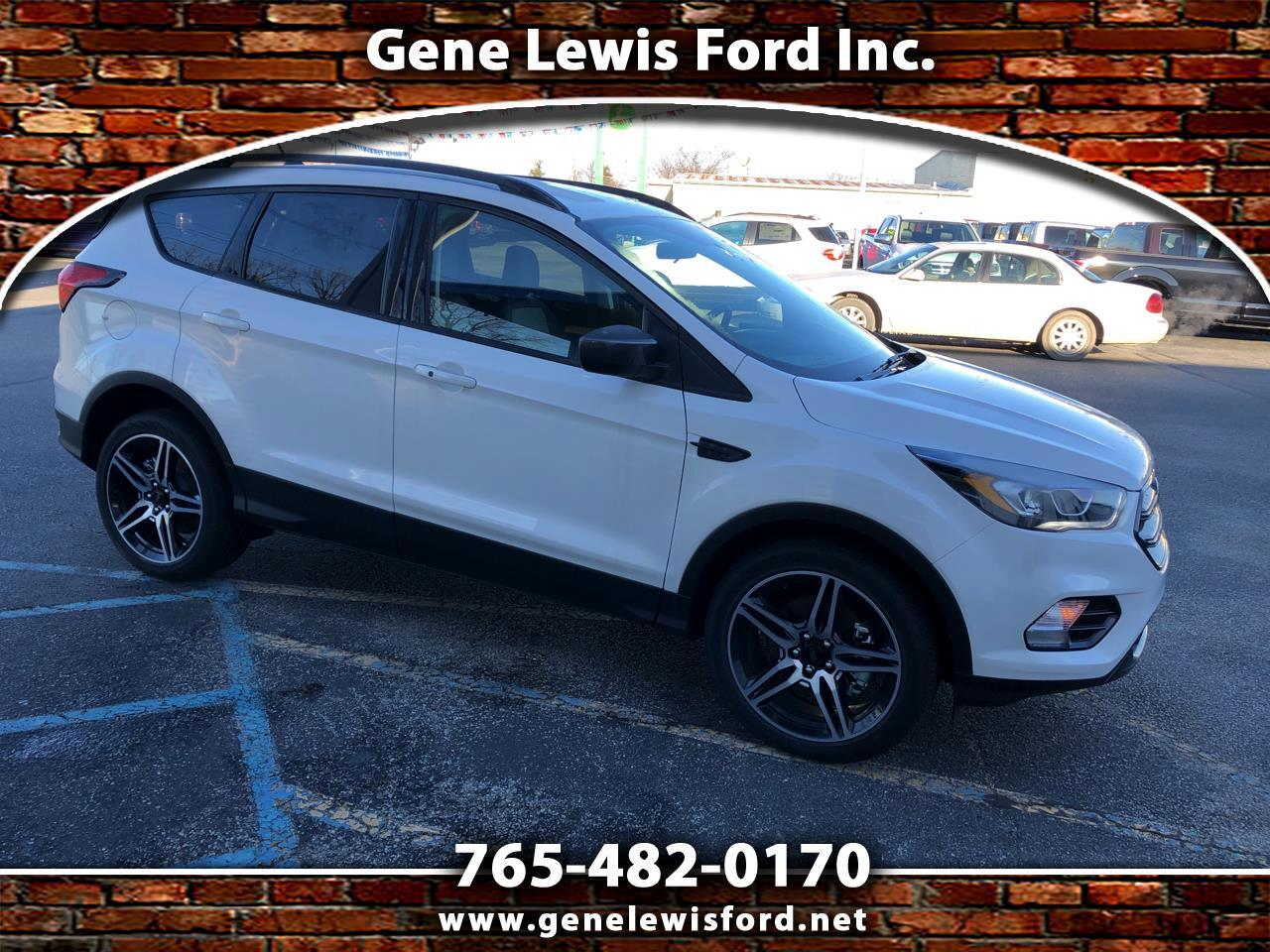 Ford Escape SEL 4WD 2019
