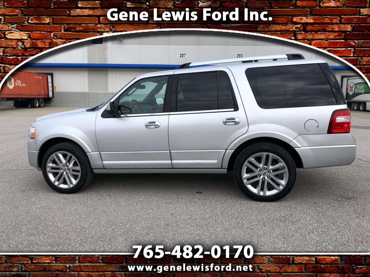 Ford Expedition Limited 4WD 2017