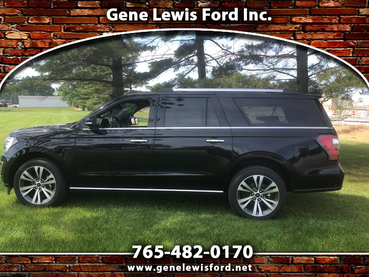 Ford Expedition MAX Limited 4WD 2020
