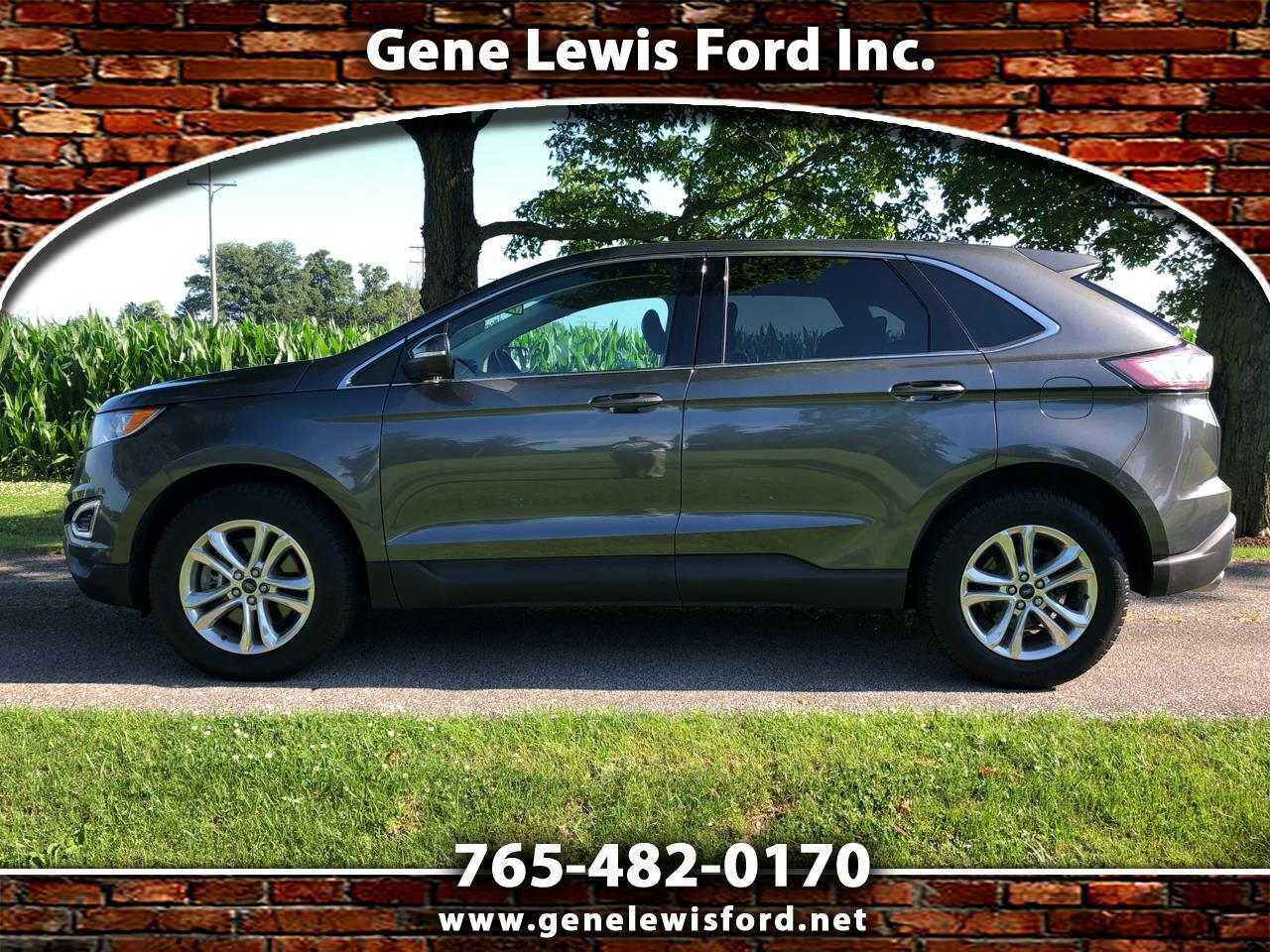 Ford Edge SEL AWD 2018