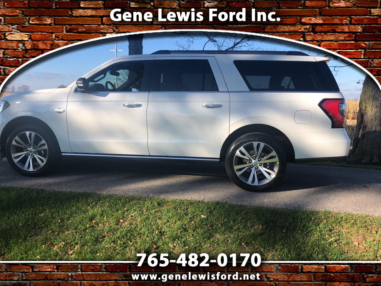 Ford Expedition MAX King Ranch 4WD 2020