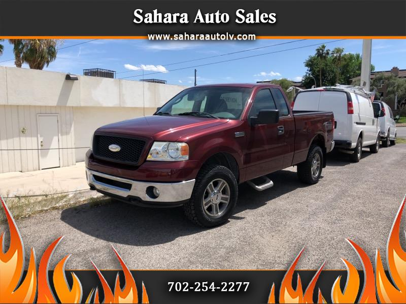 2006 Ford F-150 XLT 4WD