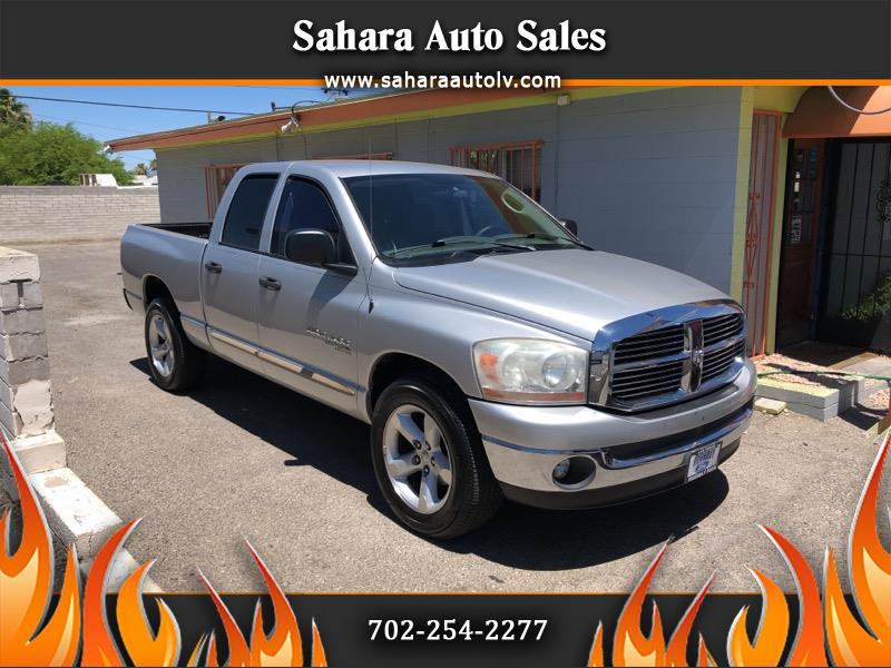 2006 Dodge Ram 1500 SLT Plus Short Bed 2WD