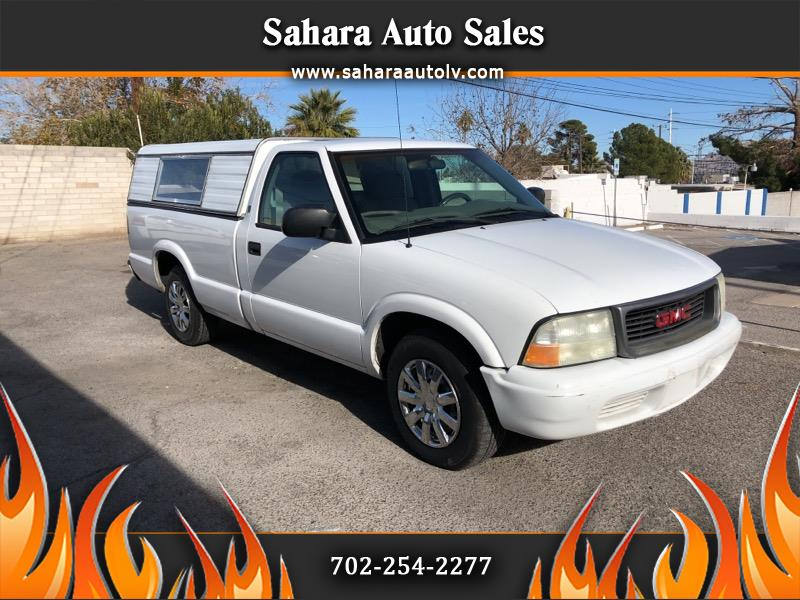 GMC Sonoma SL Long Bed 2WD 2003