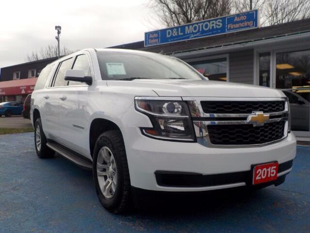 2015 Chevrolet Suburban LT 1500 4WD
