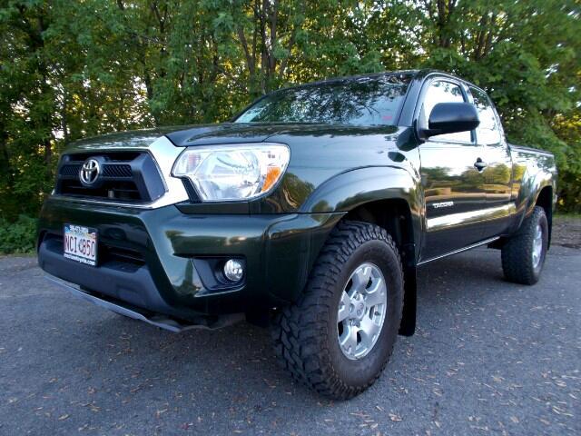 2012 Toyota Tacoma Access Cab V6 Auto 4WD