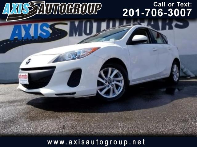 2013 Mazda MAZDA3 i Touring AT 5-Door