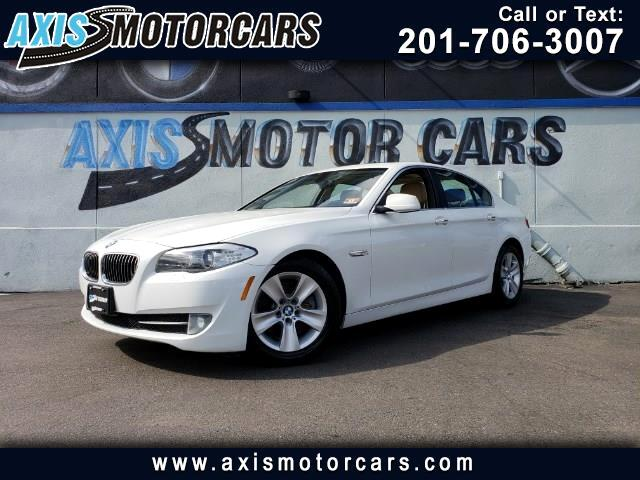 2013 BMW 5 Series 528i xDrive