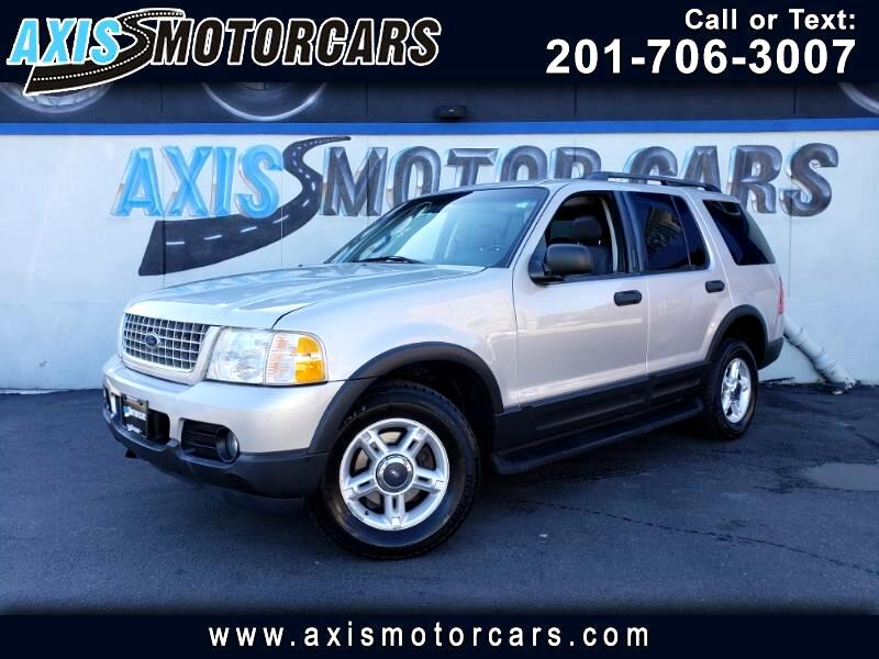 2003 Ford Explorer 4dr 114