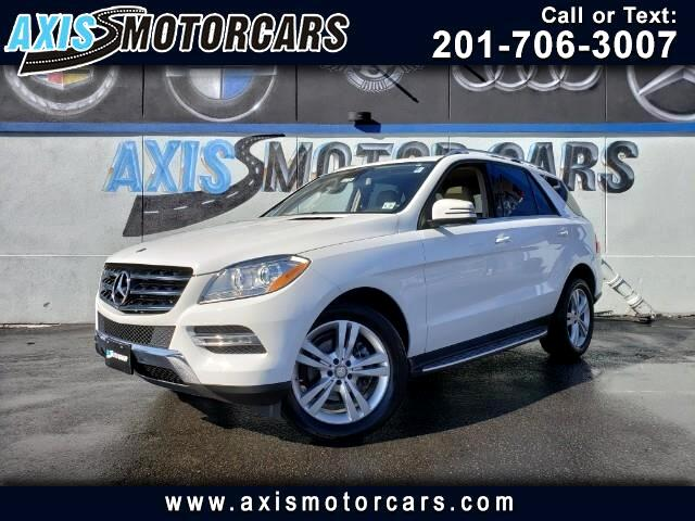 2015 Mercedes-Benz M-Class 4MATIC 4dr ML 250 BlueTEC