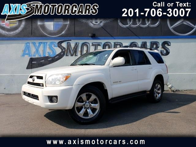2006 Toyota 4Runner 4dr Limited V8 Auto 4WD (Natl)