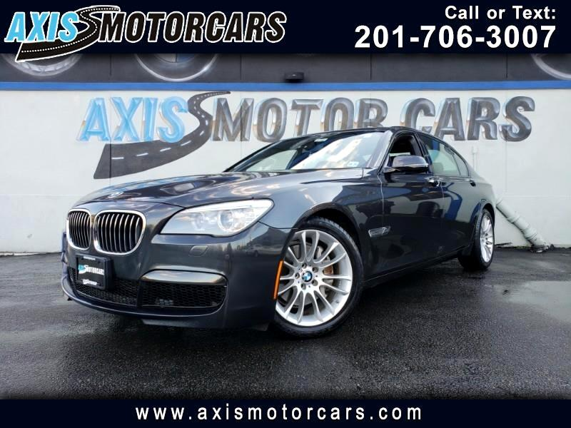 2015 BMW 7 Series 4dr Sdn 740Li xDrive AWD