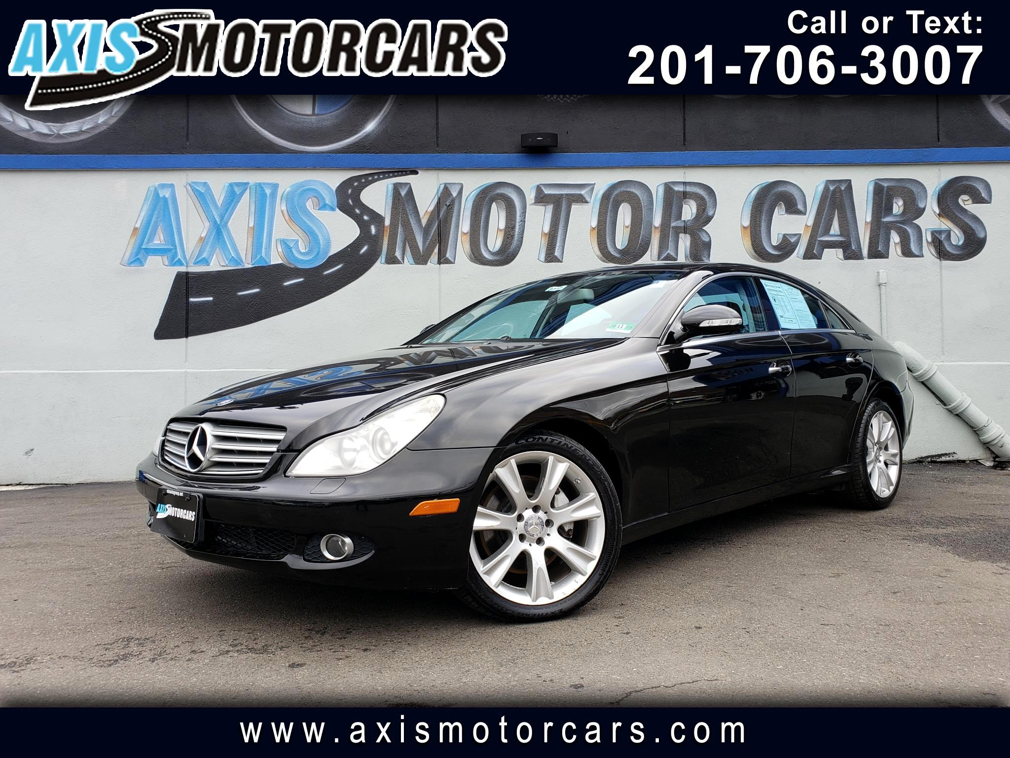 2008 Mercedes-Benz CLS550 w/Harman Kardon Surround System 1-Owner vehicle