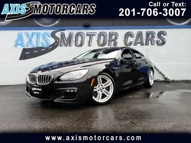 2013 BMW 6 Series 4dr Sdn 650i xDrive Gran Coupe