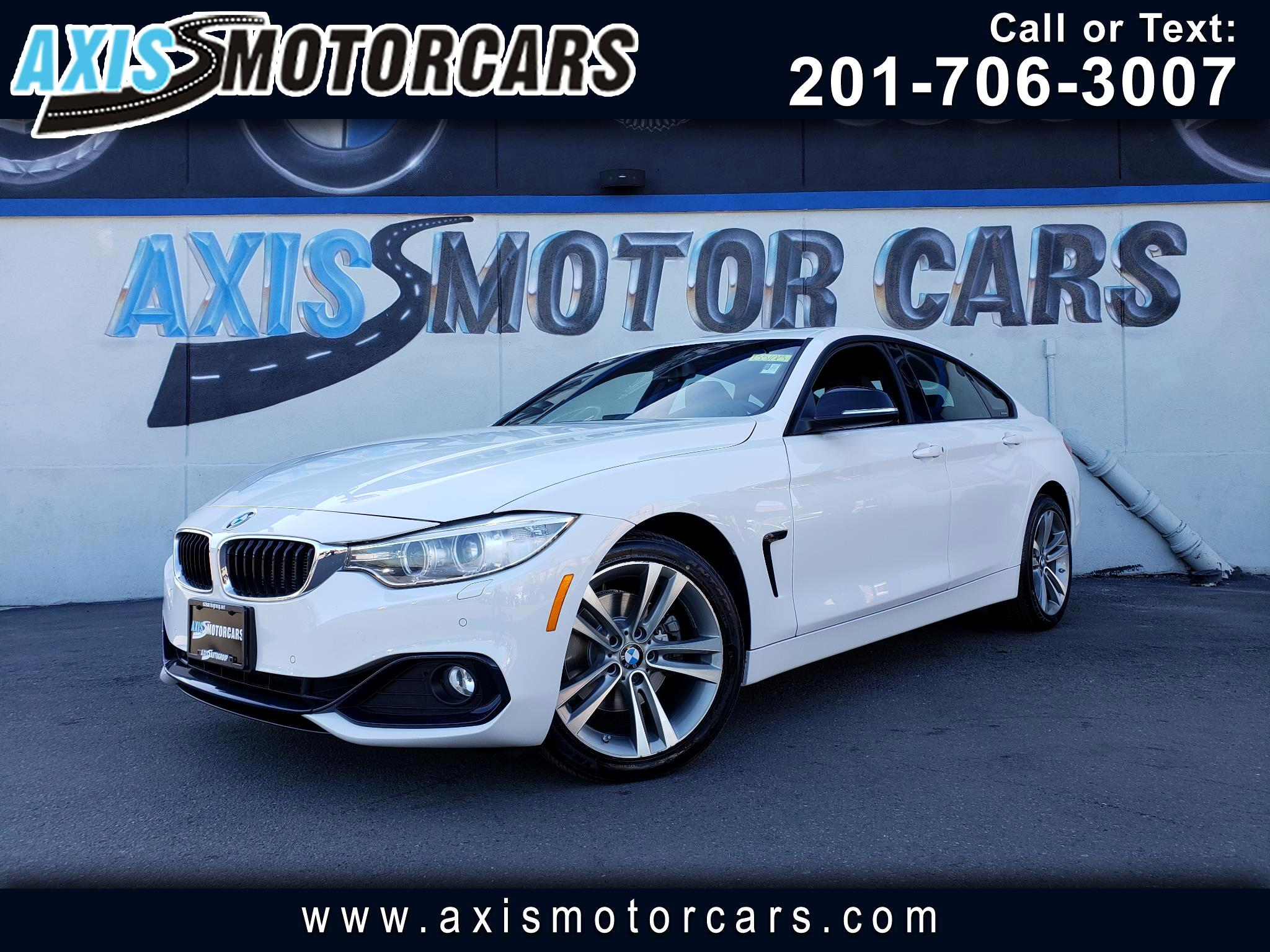 2015 BMW 4-Series Gran Coupe 428i xDrive Harman Kardon Premium Sound System