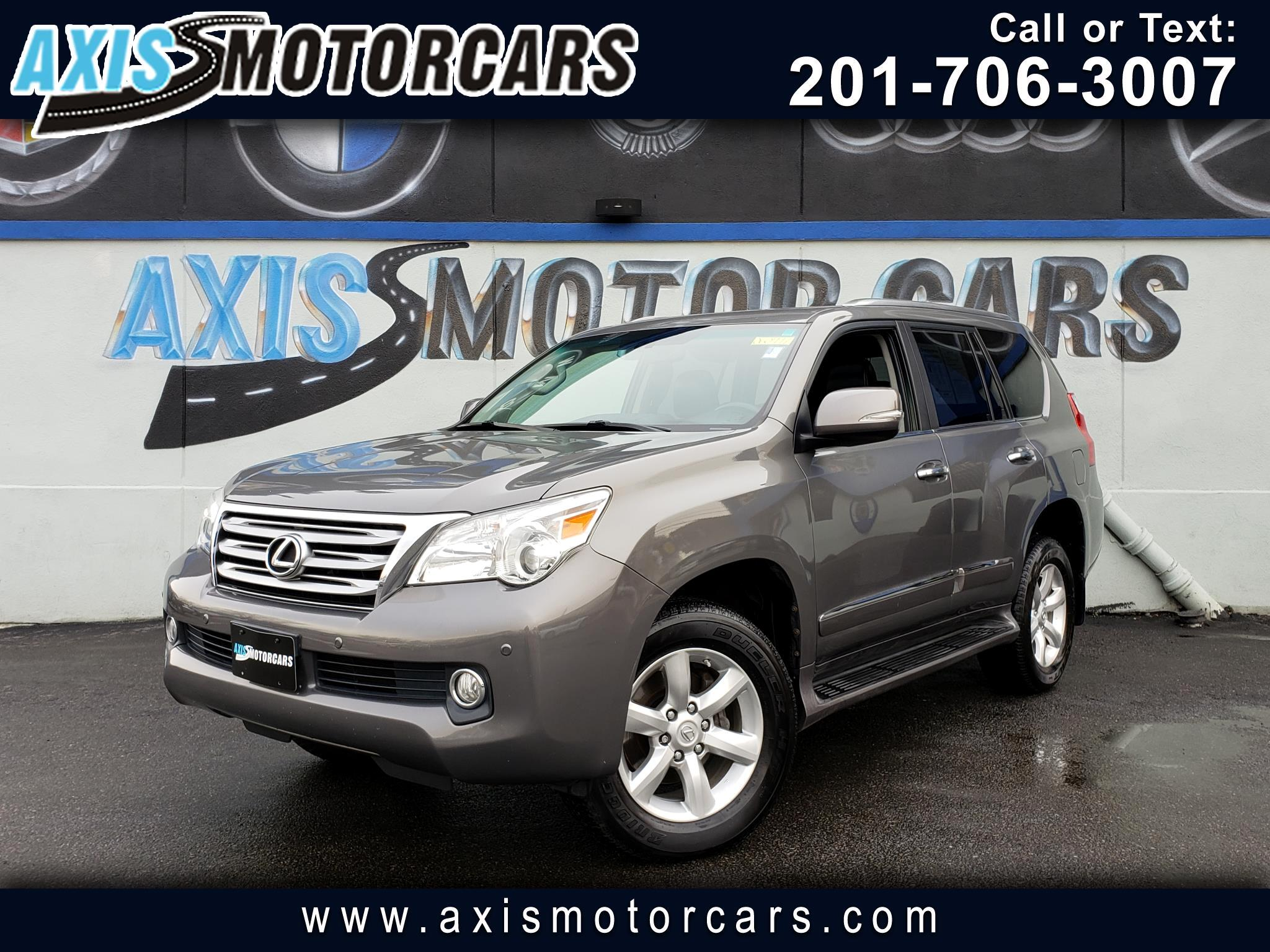 2013 Lexus GX 460 w/Third Row Seat Navigation Bakup Camera Sun Roof
