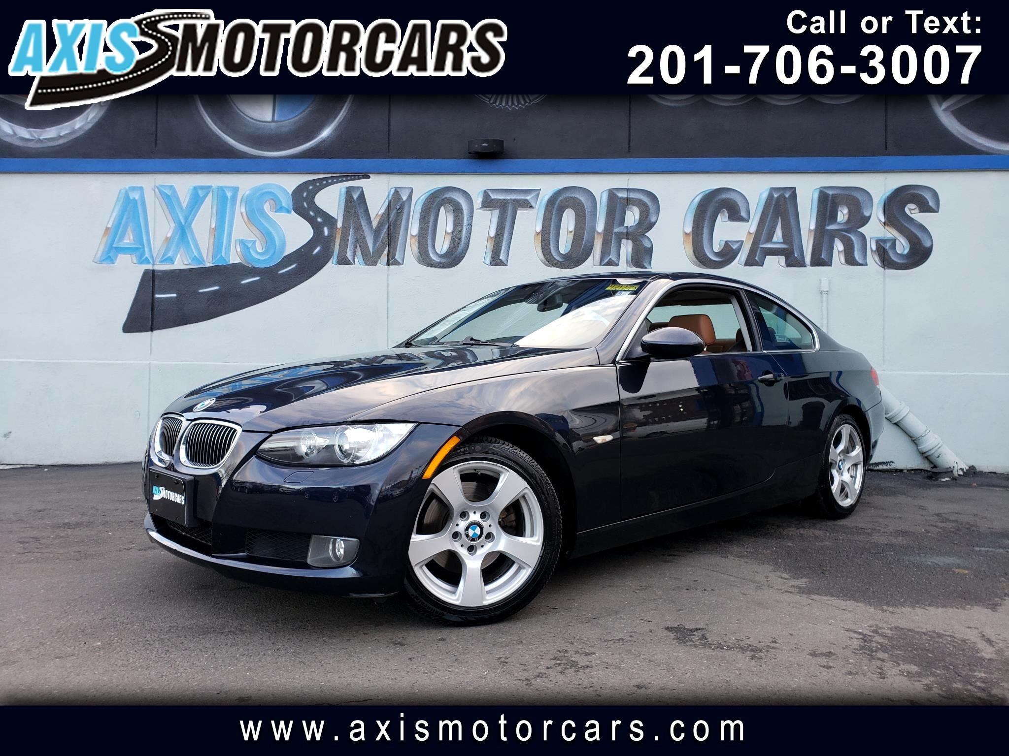 2009 BMW 328i 2dr w/Navigation Sun Roof