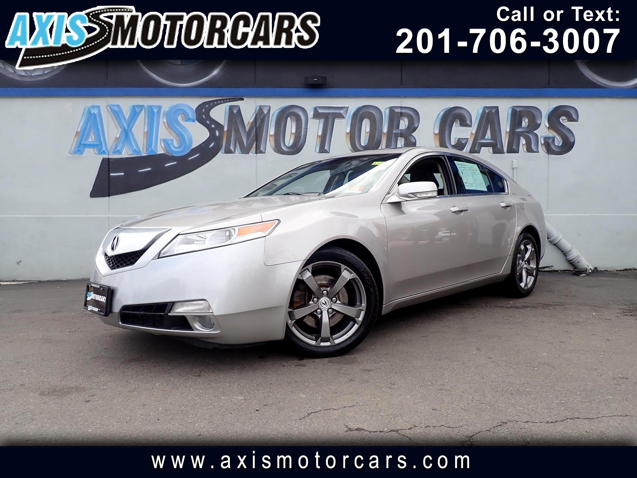2011 Acura TL w/Sun Roof Leather
